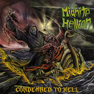 "Midnite Hellion - ""Condemned to Hell"""