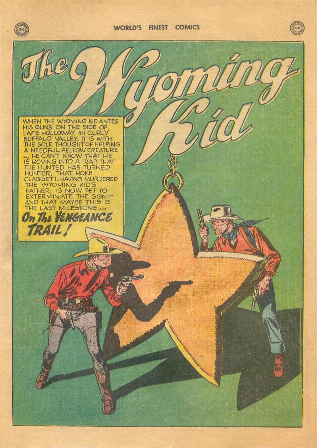 Read online World's Finest Comics comic -  Issue #42 - 37