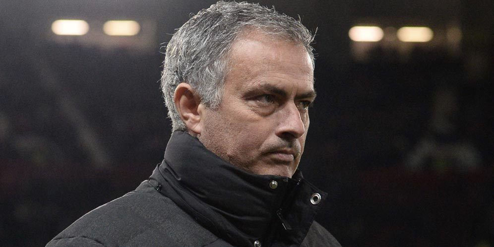 Jose Mourinho Ketahuan Pantau Bidikan Manchester United di Pertandingan UEFA Nations League