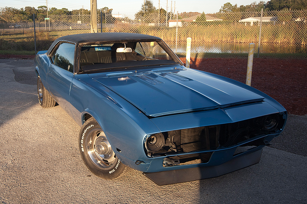 1968 Camaro For Sale In Tampa Bay