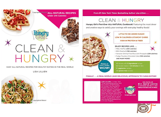Hungry Girl Clean & Hungry - Easy All-Natural Recipes for Healthy Eating