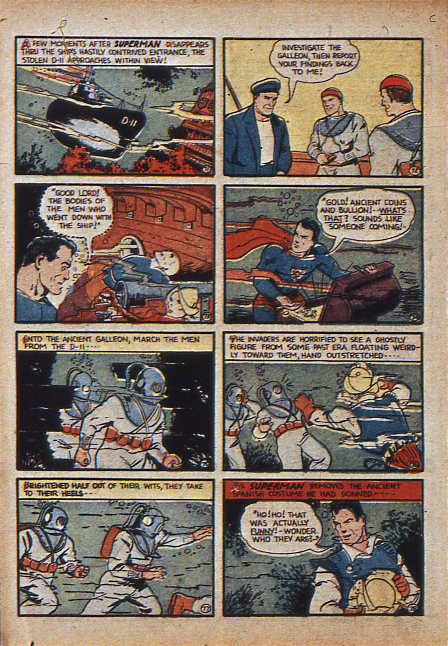 Read online Action Comics (1938) comic -  Issue #15 - 13