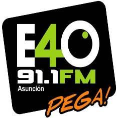Rádio 40 FM de Assunção - Paraguai ao vivo