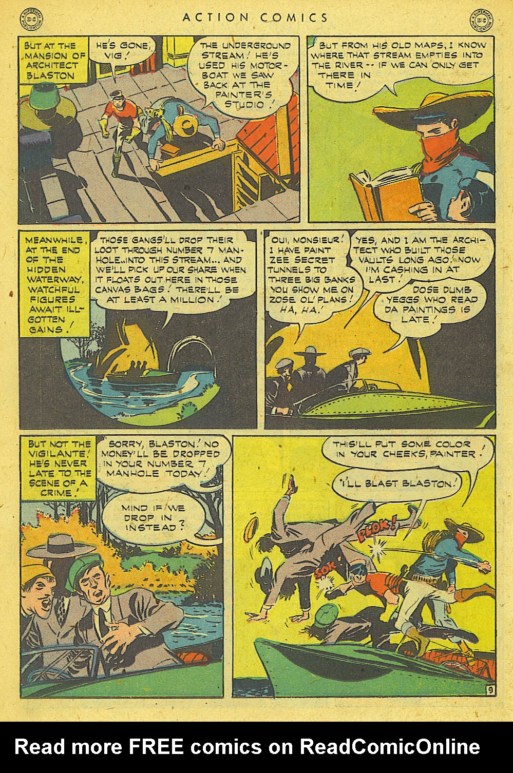 Read online Action Comics (1938) comic -  Issue #78 - 27