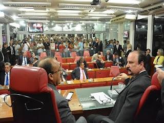 Plenário da Câmara Municipal de João Pessoas (PB) altera PCCR da Guarda Civil Municipal