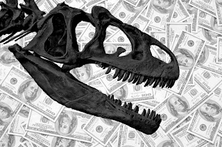 Money Dinosaur