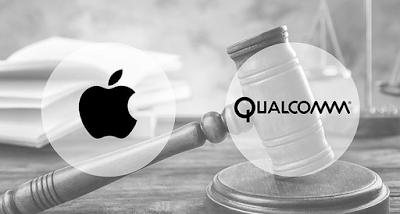 Masalah Hak Paten Qualcomm bakal Gugat Apple