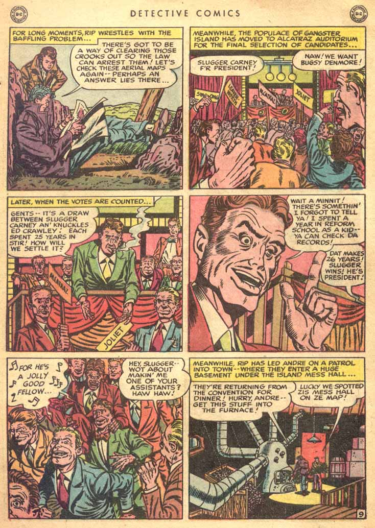 Detective Comics (1937) 146 Page 46
