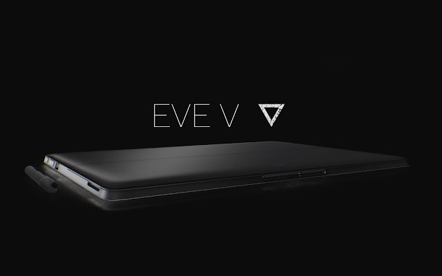 Eve V Laptop Review