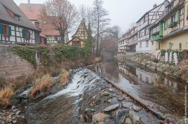 Kayseberg pueblo bonito Francia Alsacia visitar