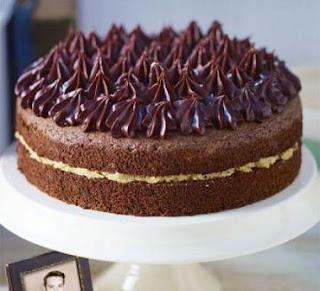 Cara Membuat Kue CHOCO CHIFFON Resep Bu Dewi