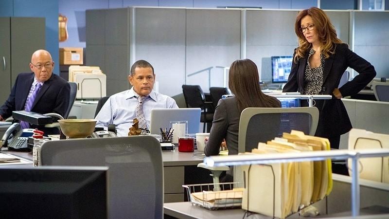 Major Crimes - Season 3 Episode 04: Letting It Go