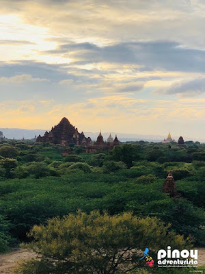 Things to do Tourist Spots in Bagan