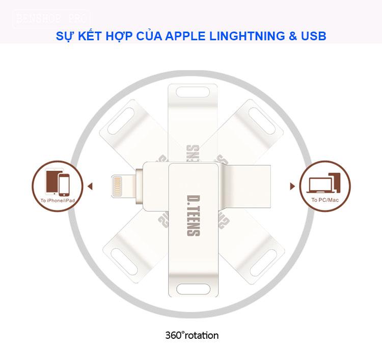 iUSB Drive Dteens X1 (32G)