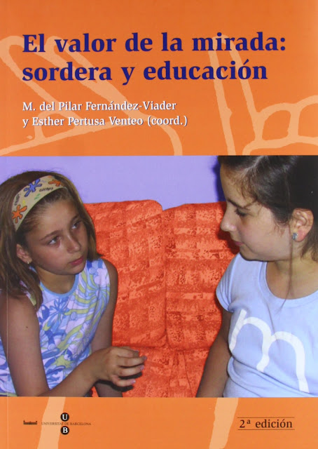 """Portada del libro """"El valor de la mirada"""" de Mª del Pilar Fernández-Viader y Esther Pertusa Venteo"""