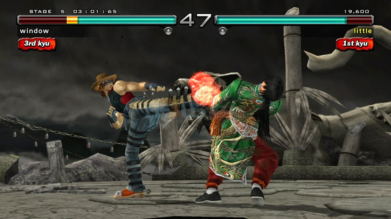 Tekken 5 Full Pc Game Free Download In Windows 7 8 8 1