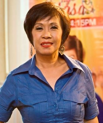 """Mutya ng Masa"" Doris Bigornia."