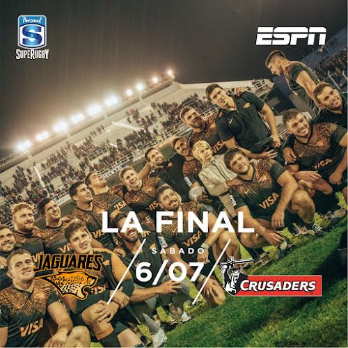 Plantel de Jaguares para la final del Super Rugby