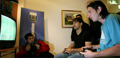 messi-play-station