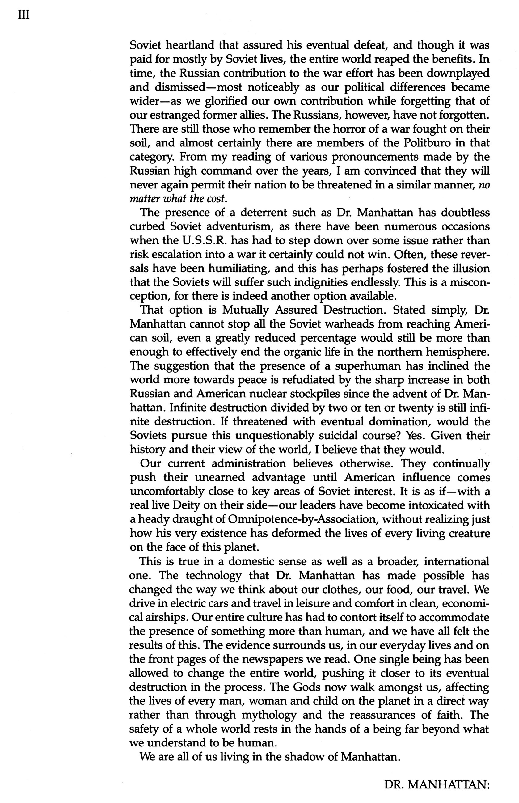 Watchmen (1986) issue 4 - Page 34