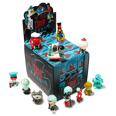 Dark Harbor Mini Figure Blind Box Series by Kathie Olivas x Brandt Peters x Kidrobot