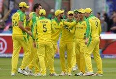 आईसीसी विश्व कप 2019 के 17वें मैच में मौजूदा चैंपियन ऑस्ट्रेलिया ने पाकिस्तान को 41 रन से हराया