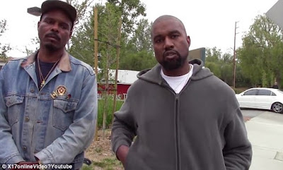 Kanye West Cuts Call With Kim Kardashian To Chat With Paparazzo