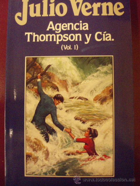 Agencia Thompson Y Cia – Julio Verne
