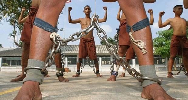 Bang Kwang Central Prison, Thailand