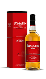 Tomatin Cask Strength Edition
