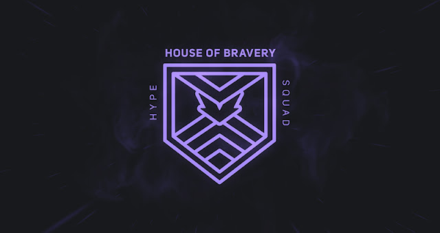 House of Bravery - Discord HypeSquad Wallpaper Engine