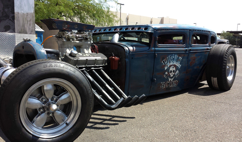perry hot rod