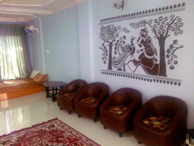 The Wall Decal blog: Ashoka-Vatika wall decal: A stylish ...