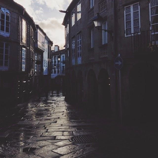 24 Hours in Santiago de Compostela, Spain
