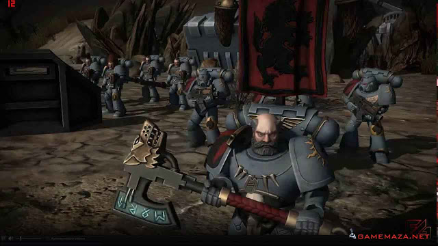 Warhammer 40000 Sanctus Reach Gameplay Screenshot 2