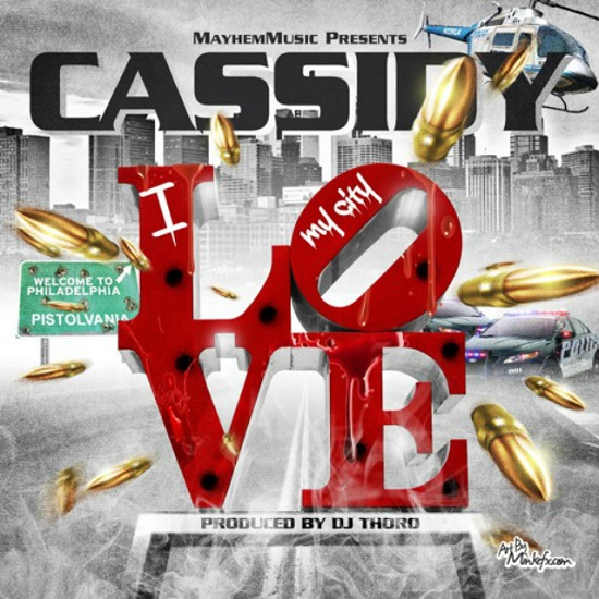 Cassidy - I Love My City