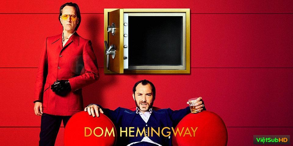 Phim Tay Trộm Huyền Thoại VietSub HD | Dom Hemingway 2013