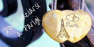 dove baciarsi a Parigi