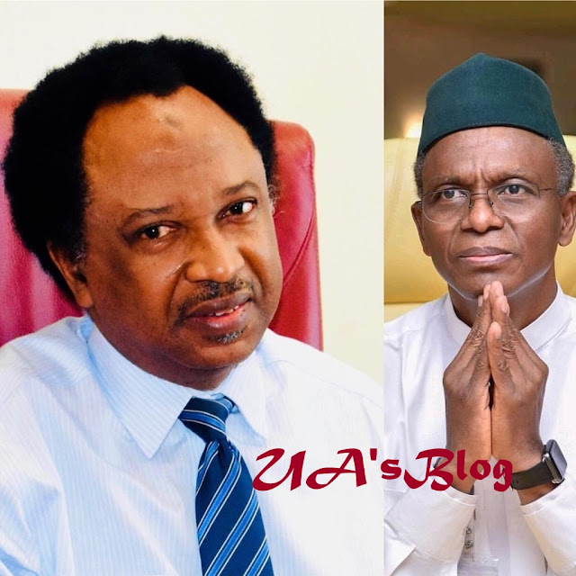 Sani to El-rufai: Body-bag not Gucci handbag, but if you think it's a symbol of nationalism, add it to your party logo