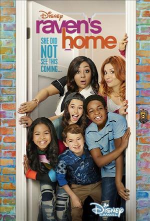 Ravens Home Temporada 1
