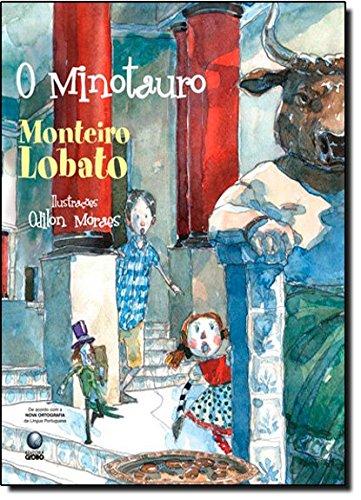 O Minotauro Monteiro Lobato