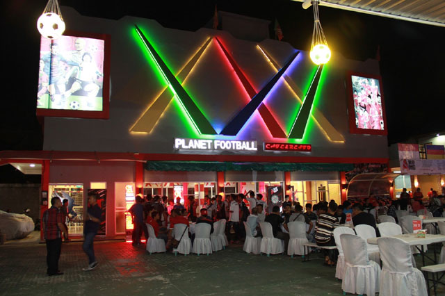 Planet Football Cafe & Resto