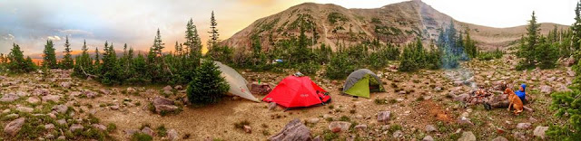 How to Camp for FREE In Utah! Naturalist Basin, Uintas