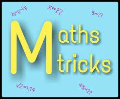 tricks math in hindi