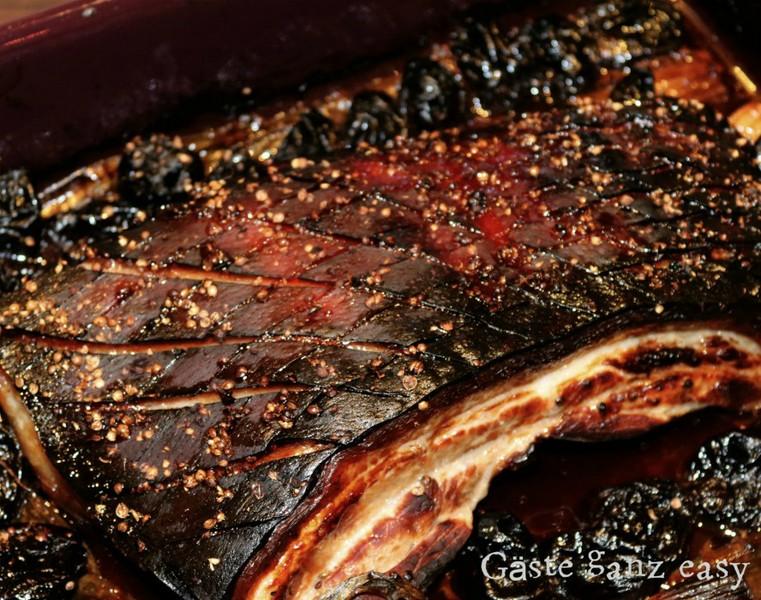 Weihnachtsbraten mal anders: Rezept für Asiatischen Schweinebauch von Gäste ganz easy