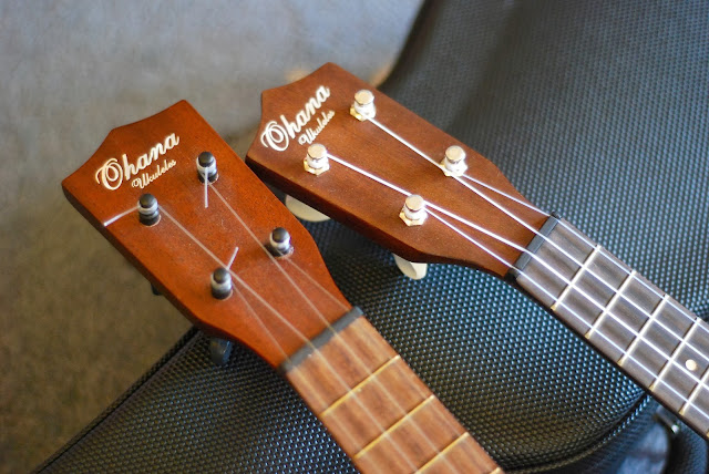 Ohana SK38 and SK21M headstocks
