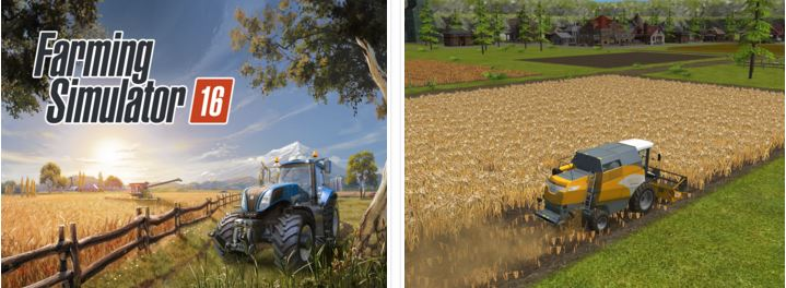 Farming Simulator 16 v1.1.0.4 APK DATA