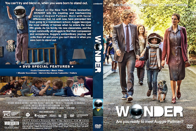 Wonder DVD Cover