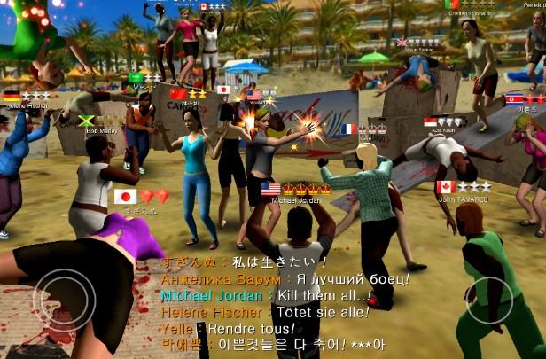 Girl Group Fight Online Mod Apk Download v1.4 - Mod Apk
