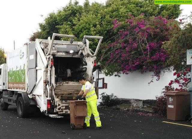 El Consorcio reordena el servicio de recogida de residuos de cara a la visita de los Reyes Magos
